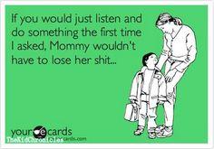 So, so, so true, LOL.