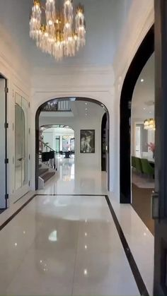 Dream Home Design, Home Interior Design, Interior Architecture, House Design, Mansion Interior, Style Deco, Luxury Homes Dream Houses, Dream Rooms, Home Decor Kitchen