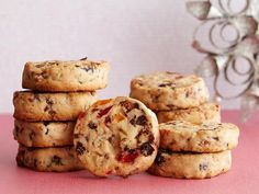 Ina's Fruitcake Cookies : Ina's Fruitcake Cookies will convert even the most rabid fruitcake-hater.