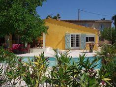 Vakantiehuis: Vakantiewoning met 4 slaapkamers en privé zwembad voor 8 personen in Cotignac    te huur voor uw vakantie in Var (Frankrijk)