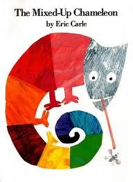 The Mixed-up Chameleon, Eric Carle
