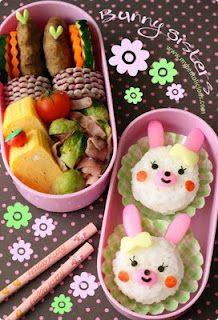 Easter Cute Food
