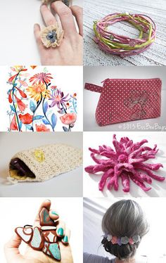 Spring is in the Air curated by Jaime Billerman on Etsy