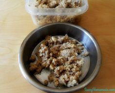 How To Make Home Made Cat Food