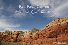ITB Globetrotter - Red Rock Canyon National Conservation Area, Nevada, USA