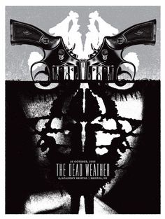 The Dead Weather Poster