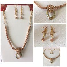 Pearl Necklace, Jewellery, Pearls, Jewelery, Jewlery, Beads, Pearl Necklaces, Beading, Pearl