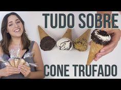 FAÇA E VENDA CONE TRUFADO   VIDEO-AULA COMPLETA! - YouTube