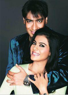 Kajol + Ajay Devgan