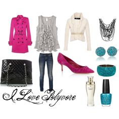 just having fun with Polyvore
