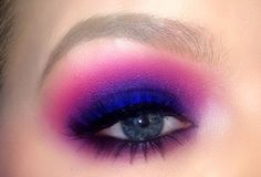 I love this look from @Sephora's #TheBeautyBoard http://gallery.sephora.com/photo/colorful-smokey-eye-11381