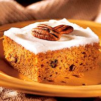 cream-cheese-frosted pumpkin bars