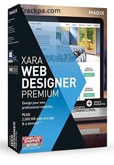 Xara Web Designer Premium 15.0.0 Crack is web editor that gives you total page design freedom with drag-and-drop and no HTML skills required.