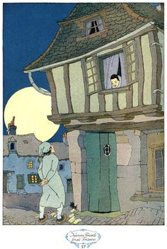 Maud and Miska Petersham 'Nursery Friends from France' translated by Olive Beaupré Miller; published by The Book House for Children (1925)
