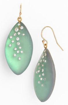 long leaf earrings - perfect gift
