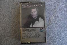 "George Jones ""Golden Hits"" Cassette 1981 Race Is On, Year For Roses, Grass Grows | Music, Cassettes | eBay!"