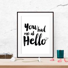 Love quote, Valentine day decor, Movie quotes, Romantic gifts for him, Valentines decorations, Anniversary gifts for boyfriend by LUCIAandLUCIANA on Etsy