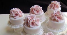 Finished miniature cakes | Flickr - Photo Sharing!