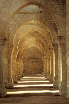 Abbey of Fontenay, France.