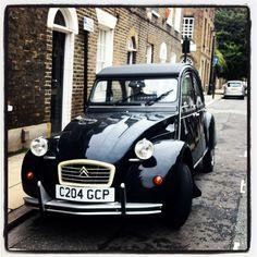 Streets of London, Citroën!