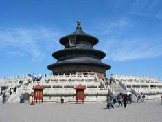 47 World Heritage Sites in China: The Temple of Heaven in Beijing