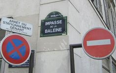 impasse de la Baleine - Paris 11ème