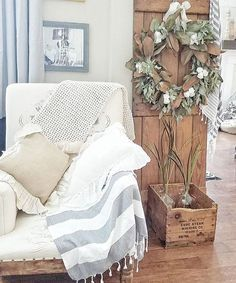 Home Decored Rustic Chic Farmhouse Style Chairs 57 Trendy Ideas Modern Country, French Country Rug, French Country Living Room, Country Decor, Modern Rustic, Country Chic, French Decor, Chic Living Room, Living Room Decor