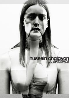 Hussein Chalayan  Repinned by www.fashion.net