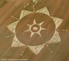 Proof the 2011 Italy Anunnaki Ea/Enki Crop Circle is the real deal! Communication from the Anunnaki!   Michael Lee Hill