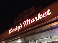 Lucky's Market in Columbus, OH