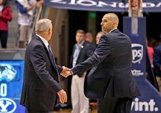 pinterest byu dining   BYU basketball analysis: How the Cougars hammered UVU   Deseret News
