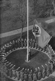 Cerchio in alza-bandiera