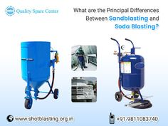 Sand blasting and soda blasting is the colloquial name often used to describe the wider field of abrasive blasting. Sand blasting refers to the process of applying an abrasive material to an object at high pressure. Soda Blasting, Sand Blasting Machine, How To Clean Metal, Different, How To Apply, Cleaning, Home Cleaning
