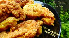 Crispy Golden Chicken Nuggets Recipe   By VIctoria Paikin Chicken Nugget Recipes, Chicken Nuggets, Golden Chicken, Nuggets Recipe, Gluten Free Recipes, Poultry, Great Recipes, Tasty, Victoria