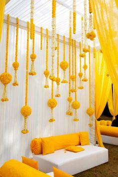 Shimareet Manav DELHI - Lilac Weddings Pictures Wedding Photographers in D Desi Wedding Decor, Wedding Hall Decorations, Wedding Mandap, Lilac Wedding, Backdrop Decorations, Wedding Girl, Yellow Decorations, Wedding Stage Backdrop, Wedding Entrance