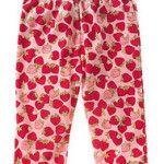 Gymboree NWT Little Strawberry Knit Pants 3 6 12