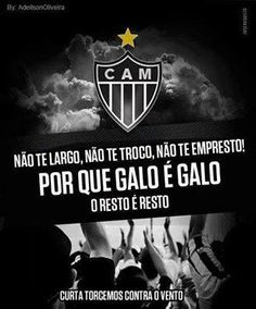 Porque Galo E Galo Fotos Do Atletico Mineiro Clube Atletico Mineiro Atletico Mg