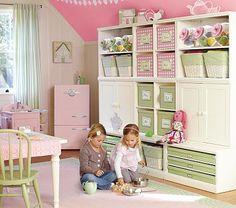 perfect playroom <3 pottery barn kids