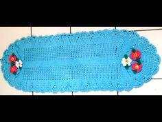 Caminhadora En Crochet Parte Final
