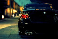 BMW M5 E60 - Photography