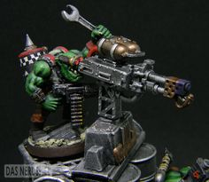 Ork Skorcha Conversion