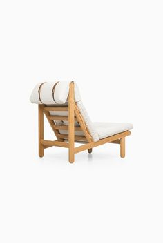 Bernt Petersen the rag chair by Schiang at Studio Schalling