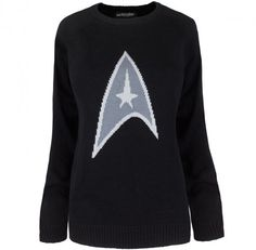 Star Trek Sweater (I m fairly certain b c this is a unisex sweater that I d  be a I m a M-L at gap and it seems to match that size chart. 3dc964dc0b08f