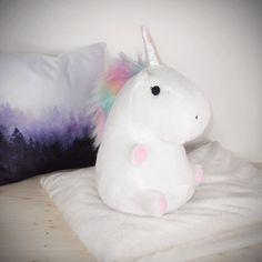 Nuovi arrivi - Cuscino Unicorno Luminoso - Dolci sonni fatati!