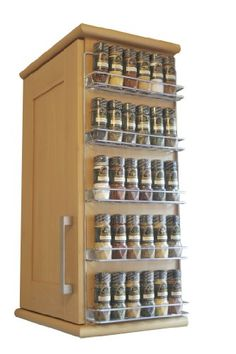 Spice Rack From The Avonstar Classic Range. (Please try our Expedited shipping option. It's faster with Fed- Ex!! Our customers have asked us for faster delivery so we've teamed up with Fed-Ex. Your order will arrive WITHIN 24-48 HOURS of dispatch. The well established USA based delivery company will guarantee next day delivery) Avonstar Trading Co. Ltd. http://www.amazon.com/dp/B004DDKQO0/ref=cm_sw_r_pi_dp_0HYbvb0HVNNWG