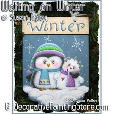 Waiting on Winter ePacket - Susan Kelley - PDF DOWNLOAD