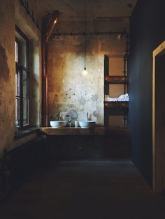 coffeeinprague.cz | #kavarnacohledajmeno #cafe #cafeé #coffeehouse #Prague #Praha #káva #coffee #interior #urban #industrial #design #interiordesign #wood #street #unique #handmade #DIY #industry #madebyhand #bricks #bathroom #bathroomideas #cool #bulbs #minimalism #minimalistic #minimal #different #atmosphere #copper