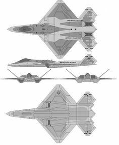 www.the-blueprints.com blueprints-depot-restricted modernplanes northrop northrop_yf_23_black_widow_ii-26541.jpg