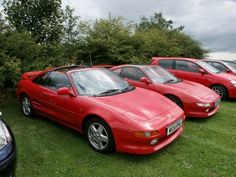 Toyota MR2 collection!