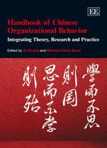 Recommandé par Andrés Malavé (Livre électronique) This state-of-the-art Handbook encompasses theoretical and empirical research on Chinese organizational behavior over the last two decades of its renaissance, with prominent scholars providing critical reviews of empirical studies in Chinese societies on 14 important topics.